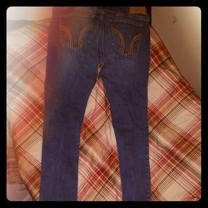Hollister Jeans Size 3 R